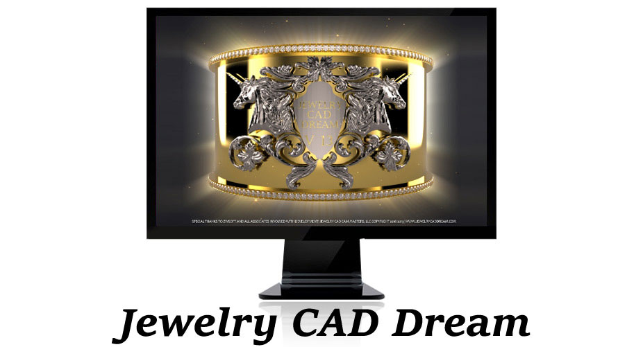 Software Jewelry Cad Dream per disegnare Gioielli