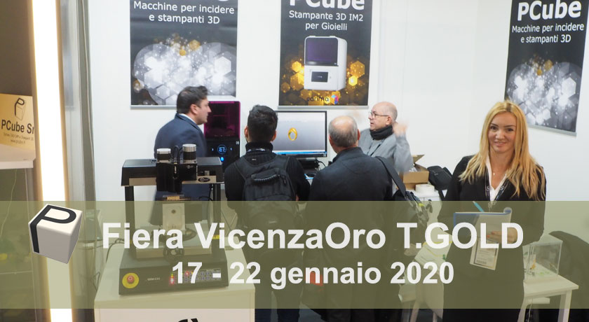 Fiera VicenzaOro T.Gold 2020
