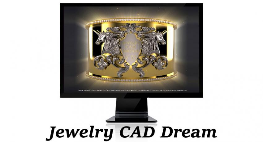 Jewelry CAD Dream