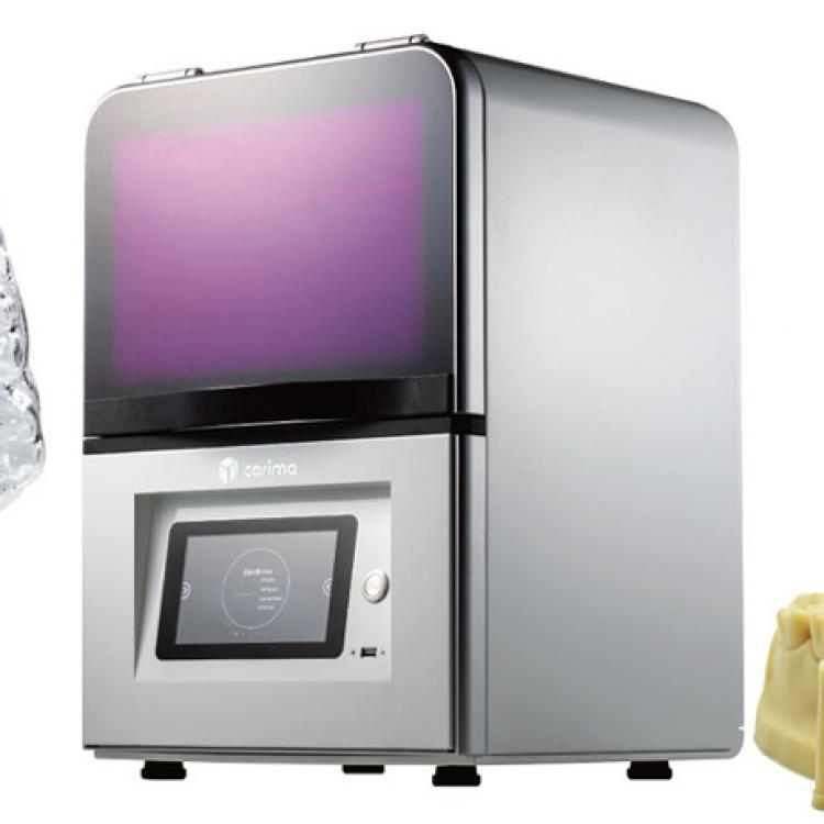 Professional 3D printer for dental