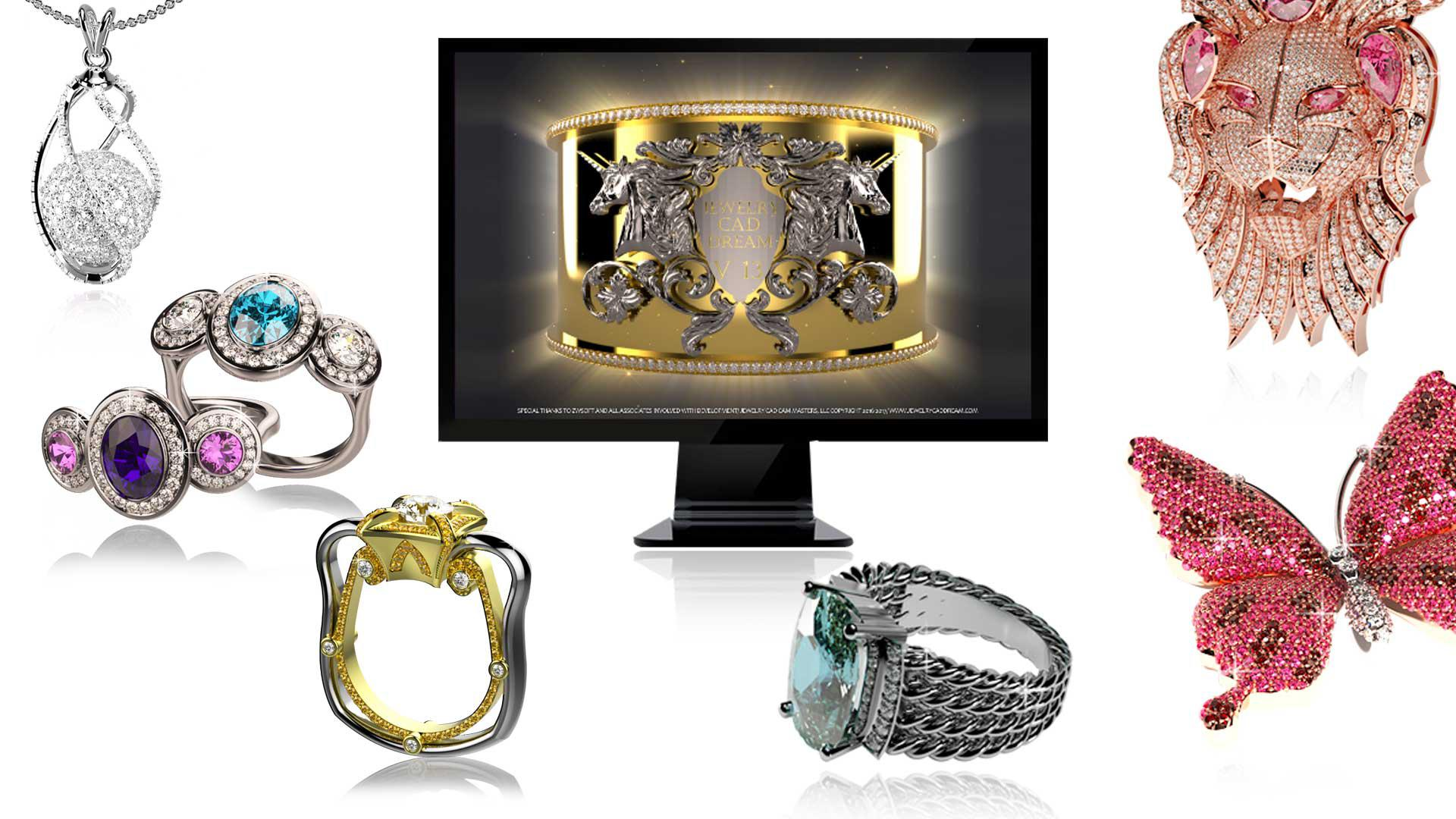 Jewelry Cad Dream software